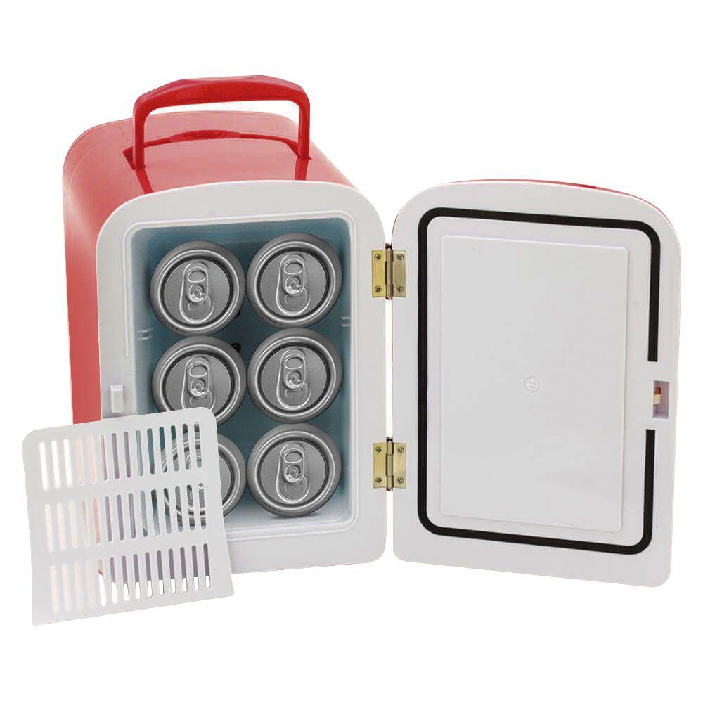 KIT Refrigerador Portátil + Macaco Garrafa 2 Toneladas
