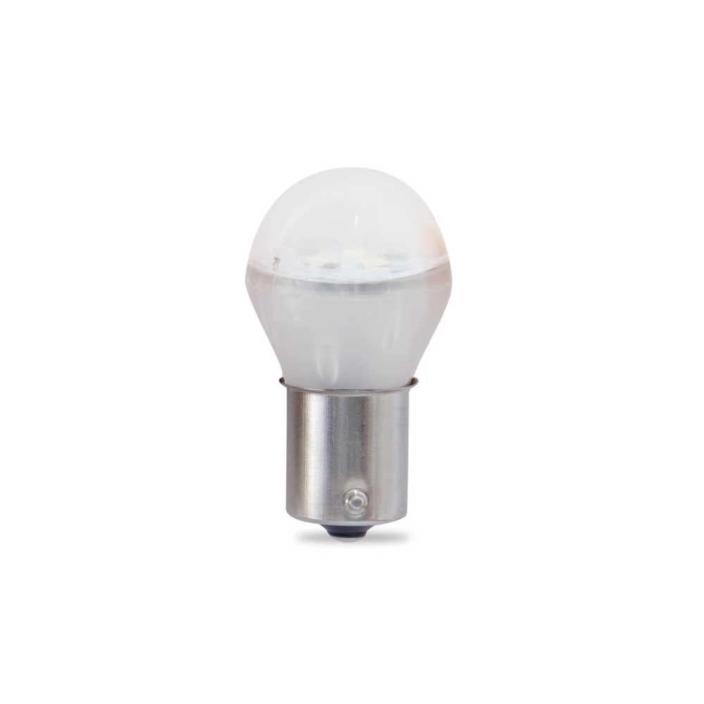 Lâmpada Led Bulb BA15S 3W 12V - Branco