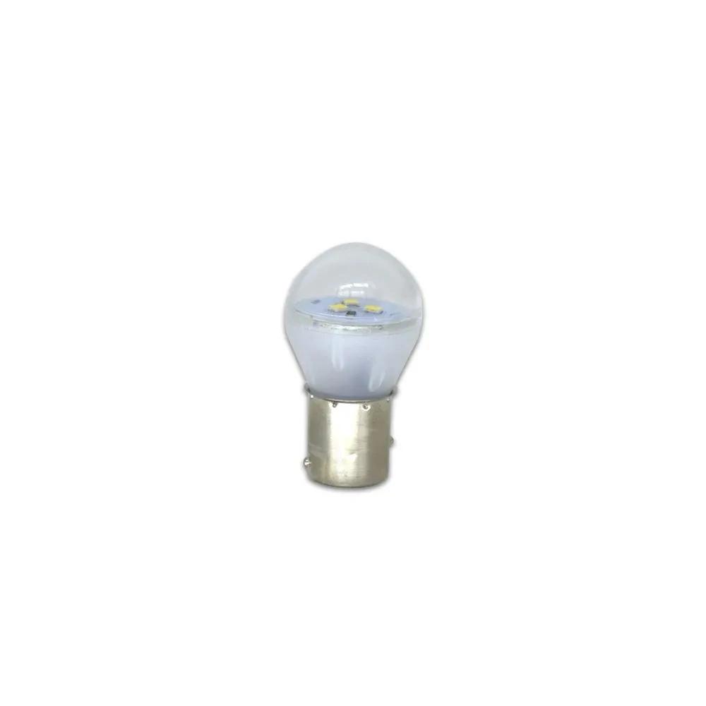 Lâmpada Led Bulb BAY15D 13V - Branco