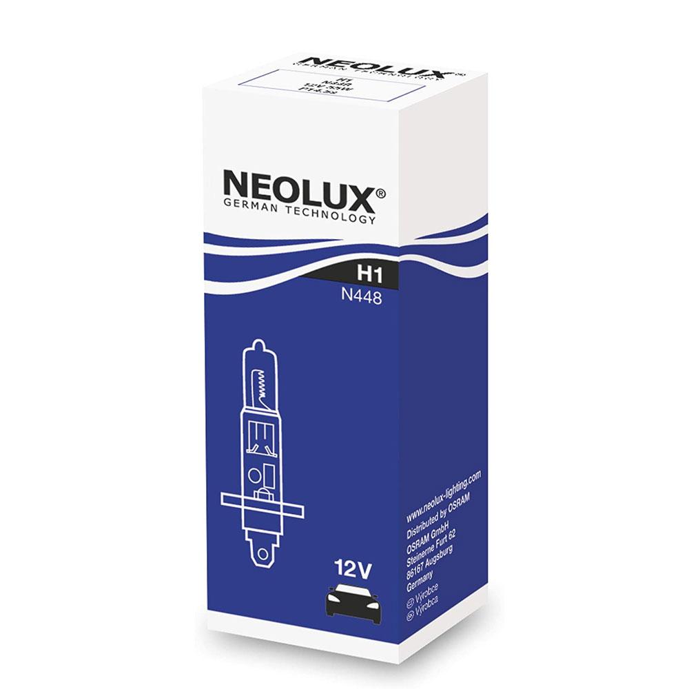 Lâmpada Neolux H1 12V 55W N448