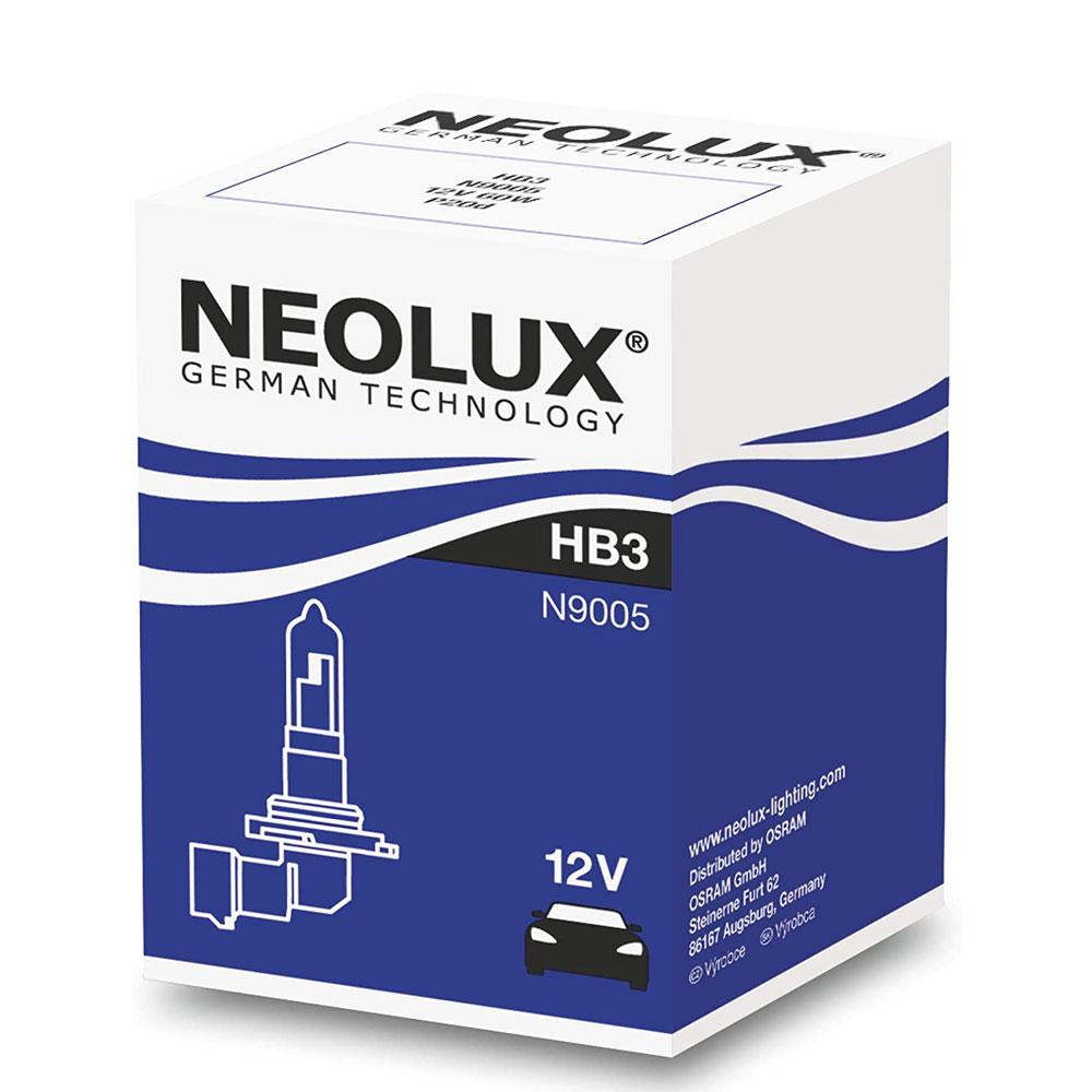 Lâmpada Neolux HB4 9006 12V 60W N9006