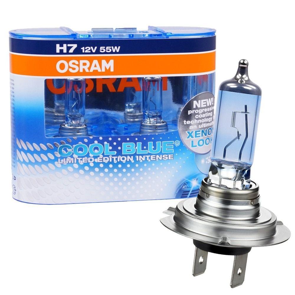 Lâmpada Osram H7 12V 55W Cool Blue Intense Limited 4.200K