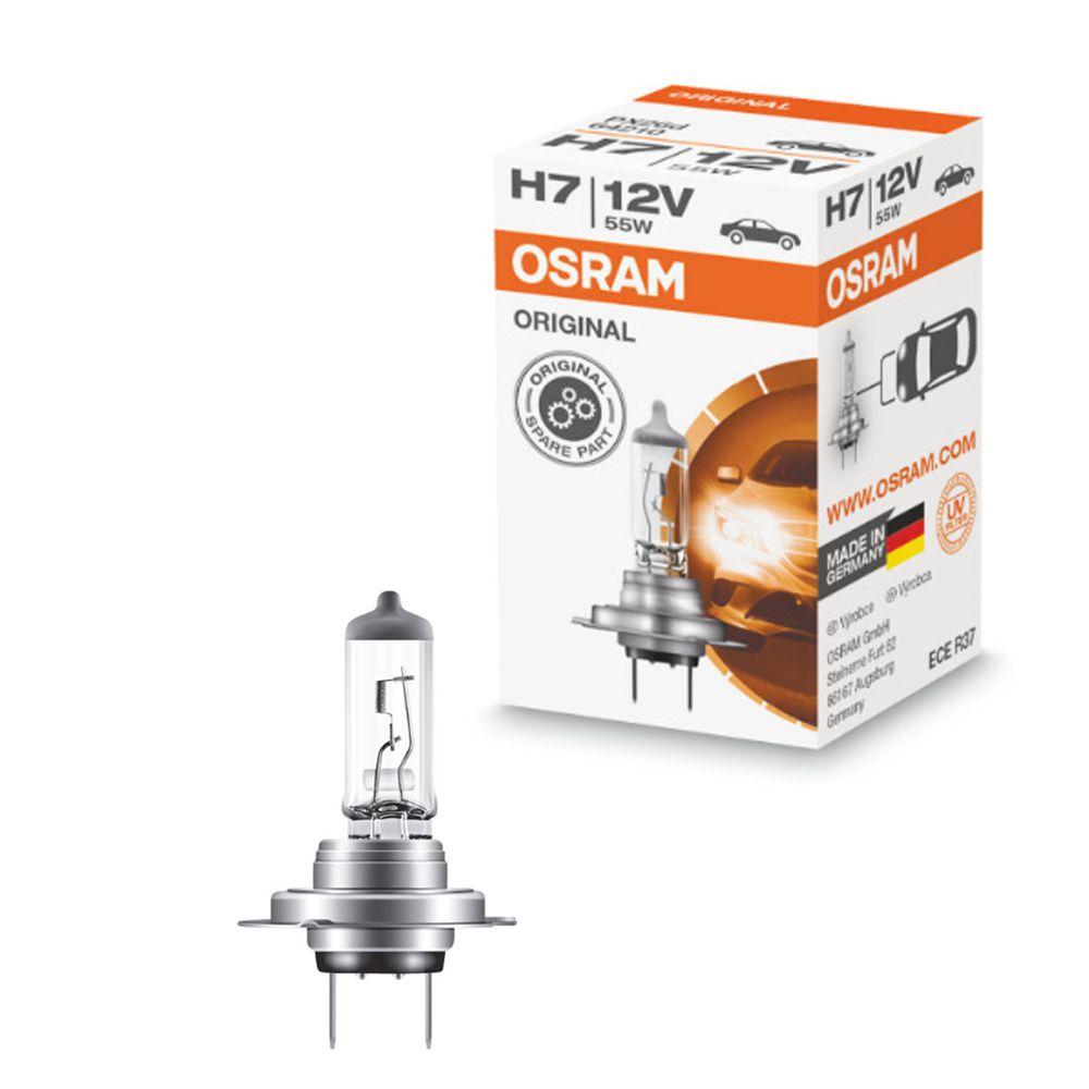 Lâmpada Osram H7 12V 55W STD