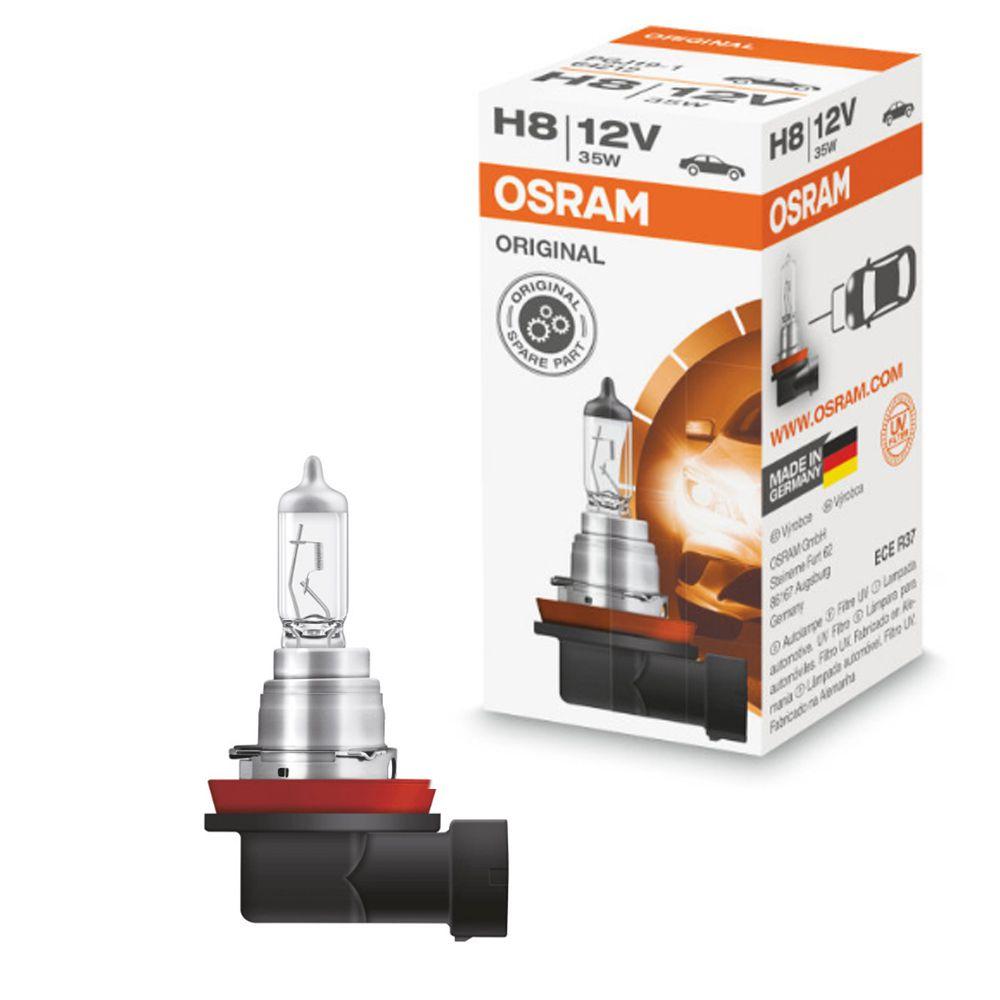 Lâmpada Osram H8 12V 35W STD