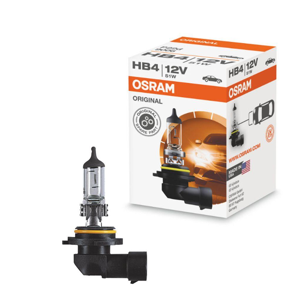 Lâmpada Osram HB4 12V 51W STD