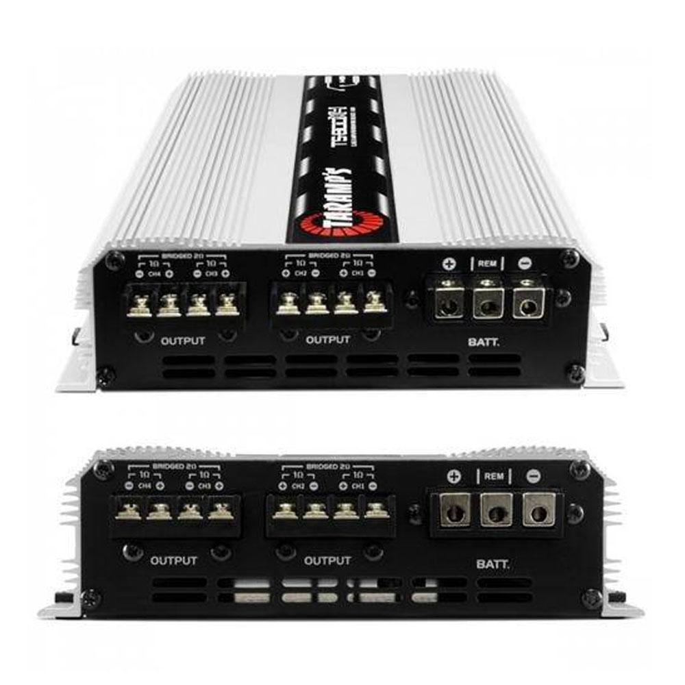 Módulo Amplificador Taramps TS800X4 800W RMS 4 Canais 2 Oh