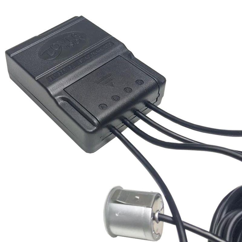 SENSOR DE RÉ 18.5mm C CONECTOR DISPLAY LED PRATA