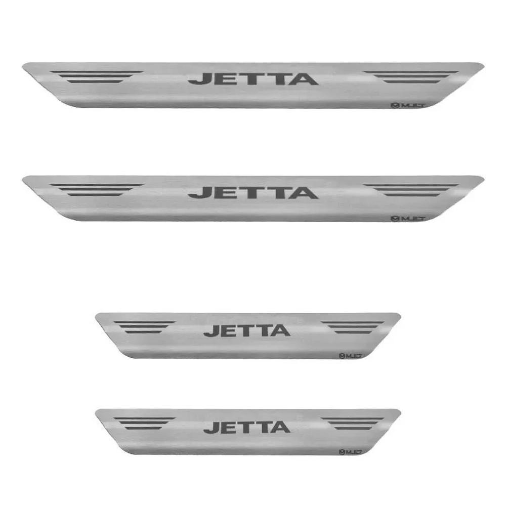 Soleira JettA 2019 E 2020 - Inox Escovado