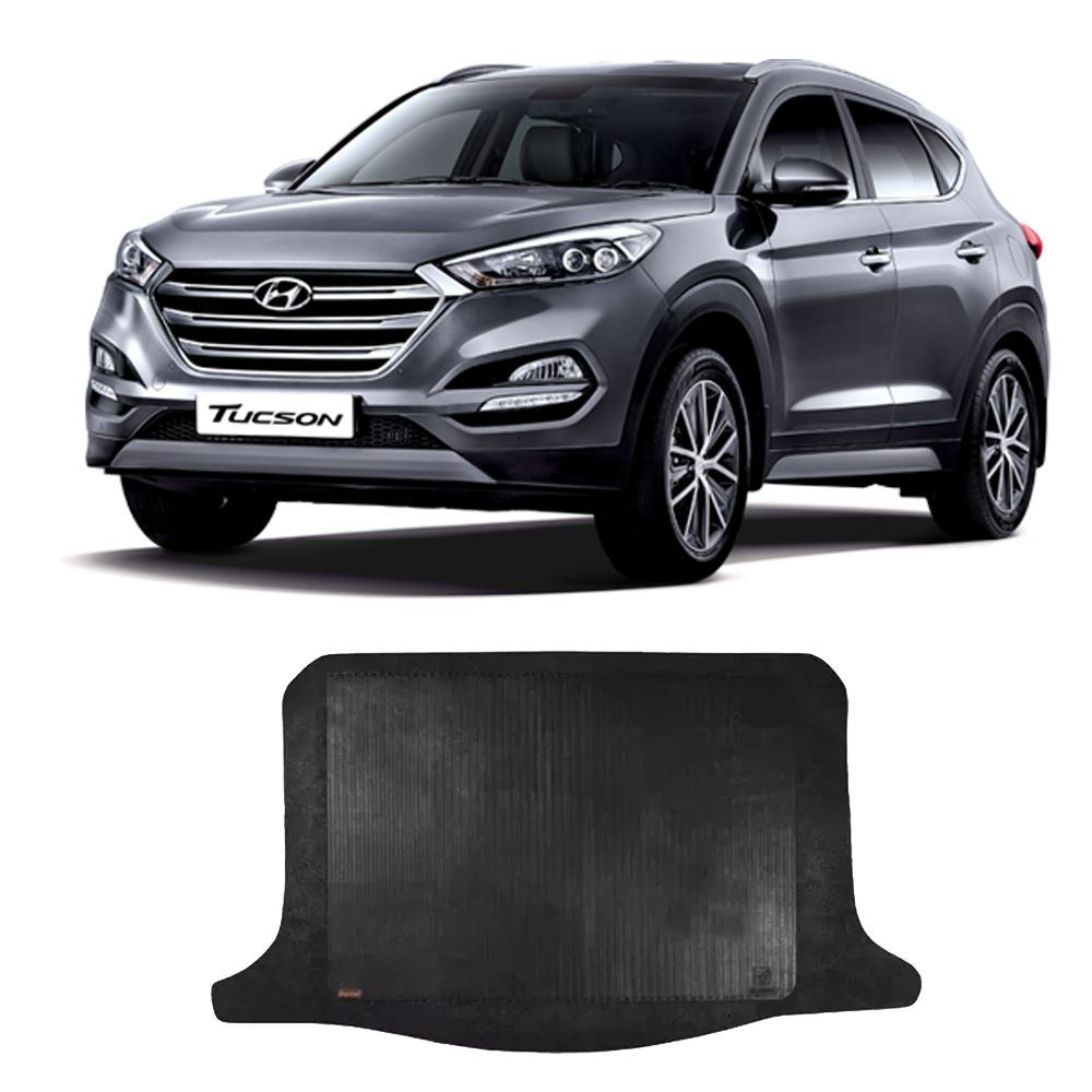 Tapete Borracha Borcol New Tucson - Porta Malas