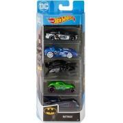 5 Pack Batman - Batmobile - 1/64 - Hot Wheels 2020