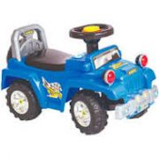 Andador Quadriciclo Jipe Advancer Azul 1301 - Unitoys