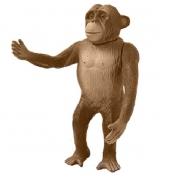 Animal Chimpanzé de vinil 7899889503848