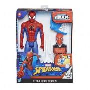 Avengers Figura Blast Gear Homem Aranha - Hasbro E7344