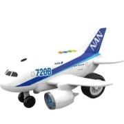 Avião com som e luz 1:160 - Shiny Toys
