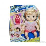 Baby Alive Littles Equipe de Aventuras Loira E7176 Hasbro