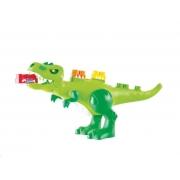 Baby Land Dino Jurássico com 30 Blocos 8001 Cardoso Toys