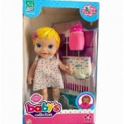 Baby`s Collection Faz xixi Loira Sortidas Super Toys 314