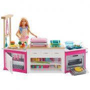 Barbie Cozinha de Luxo - Mattel - FRH73