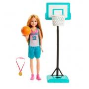 Barbie Dreamhouse - Stacie Jogadora de Baquete - Mattel