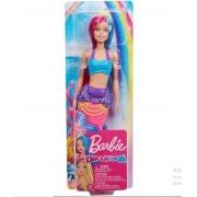 Barbie Mattel Fantasia Sereia GJK08.