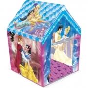 Barraca Infantil Acampamento Casinha Princesas Disney Lider