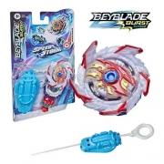 Beyblade Com lançador Speed Storm Kolossal Helios H6 Hasbro