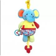Bichinho De Atividades Elefantinho Baby Com Música De Ninar