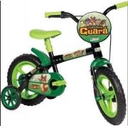 Bicicleta Aro 12 Lobo Turminha Guará Verde