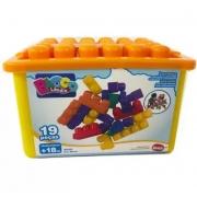 Blocos de Montar Box Block 22 Peças MK165 Dismat