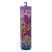 Boneca Barbie Color Reveal Brilhante - Mattel