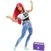 Boneca Barbie Dançarina Hip Hop - Mattel - DVF68