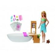 Boneca Barbie Fashionista Banho de Espumas - Mattel