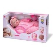 Boneca Bebê Coleção - Divertoys