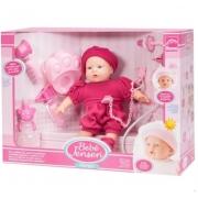 Boneca Bebê Jensen Alergic com Acessórios Roma Brinquedos