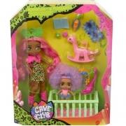 Boneca e Playset Cave Club Fernessa e Furrah Mattel GNL92