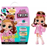 Boneca Lol surprise tweens fashion doll Fancy Gurl Candide 8975