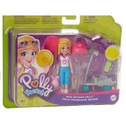 Boneca Polly Pocket Ativades de aventura Mattel GWD82