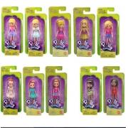 Boneca Polly Pocket Simples Sortida Unidade Mattel