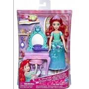 Boneca Princesa Ariel Penteadeira Real Disney Hasbro