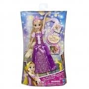 Boneca Princesa Rapunzel com Música Hasbro