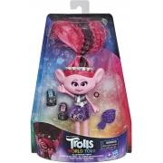 Boneca Trolls Poppy Estilo Glam Rock Hasbro E6569