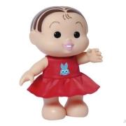 Boneca Turma Da Mônica Iti Malia Mônica Baby Brink
