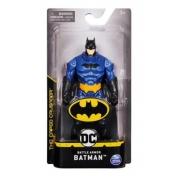 Boneco Batman - Traje de Batalha Azul - Sunny