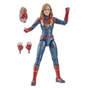 Boneco Capitã Marvel - Marvel Legends Series- Hasbro- E3542