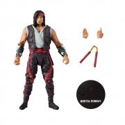 Boneco Colecionável Liu Kang Fun Mortal Kombat McFarlene f0052-8