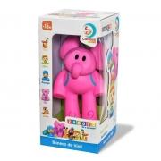 Boneco de vinil Elly Pocoyo Cardoso toys 3011