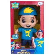 Boneco de vinil Gigante Luccas Neto 45 cm Mimo Toys