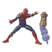 Boneco Aranha de Ferro- Marvel Legends Series- Hasbro- E0857