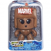 Boneco Marvel Vingadores Mighty Muggs Groot 3 Faces