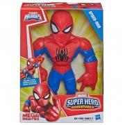Boneco Mega Mighties Super Hero Homem Aranha E4147